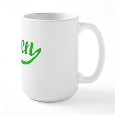 Holden Vintage (Green) Mug