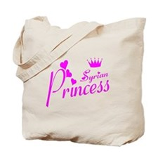 Syrian pricness Tote Bag