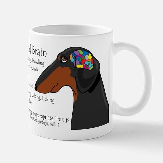 BT Weiner Brain II Mug