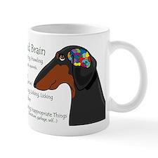 BT Weiner Brain II Small Mug