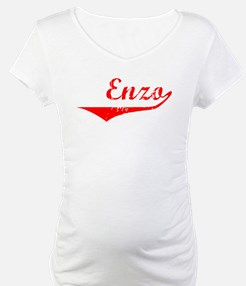 Enzo Vintage (Red) Shirt