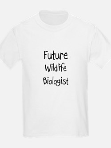 Future Wildlife Biologist T-Shirt