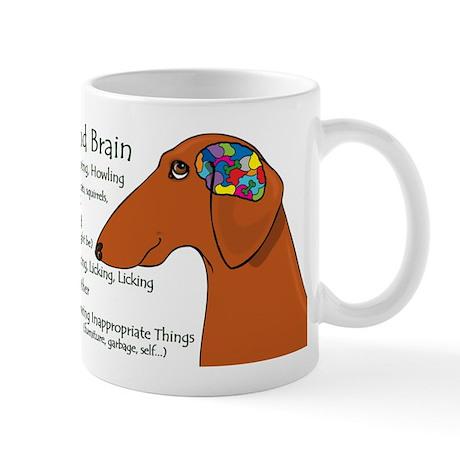 Dachshund Brain Gifts & Merchandise   Dachshund Brain Gift Ideas ...
