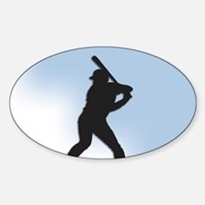 Batter Up Decal