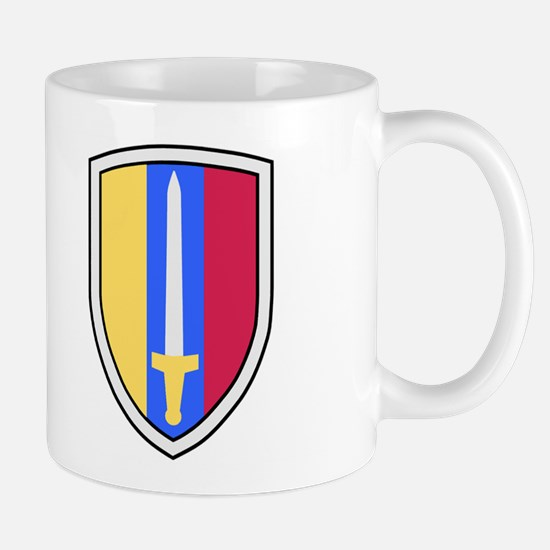 USARV Captain<BR> 11 Ounce Mug