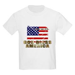 American Eagle Patriotic Kids T-Shirt