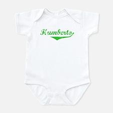 Humberto Vintage (Green) Infant Bodysuit