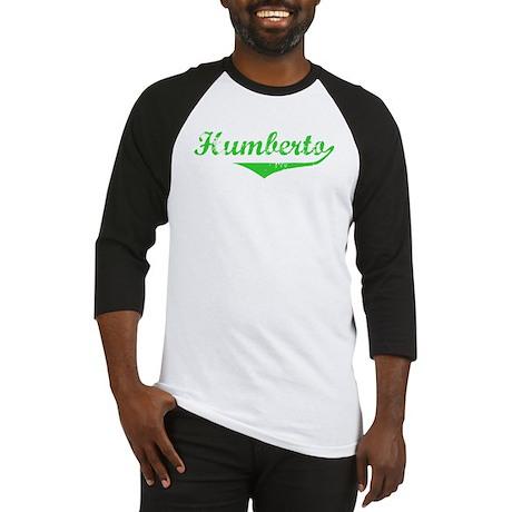 Humberto Vintage (Green) Baseball Jersey