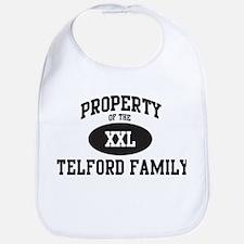 Property of Telford Family Bib