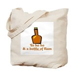 Bottle of Rum Tote Bag