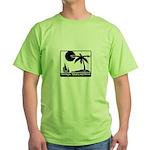 Tortuga That's My Hood Green T-Shirt
