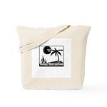 Tortuga That's My Hood Tote Bag