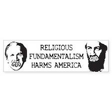 Religious Fundamentalism Harms America