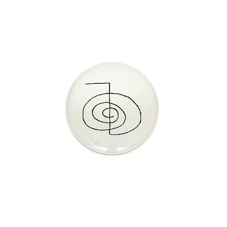 Cho-Ku-Rei (Mrs. Takata Hand Drawn) Mini Button (1