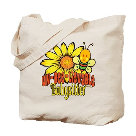 Unbelievable Babysitter Tote Bag