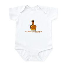 Rum For Breakfast Infant Bodysuit