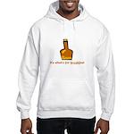 Rum For Breakfast Hooded Sweatshirt
