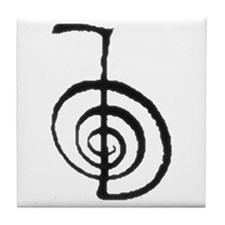 Cho-Ku-Rei (PJ Version) Tile Coaster