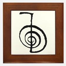Cho-Ku-Rei (PJ Version) Framed Tile