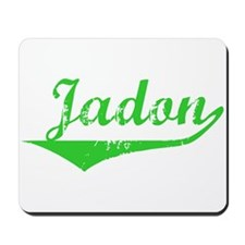 Jadon Vintage (Green) Mousepad