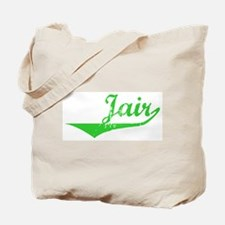 Jair Vintage (Green) Tote Bag