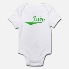 Jair Vintage (Green) Infant Bodysuit