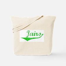 Jairo Vintage (Green) Tote Bag
