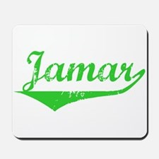 Jamar Vintage (Green) Mousepad