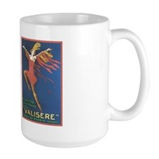 Vintage Valisere Lingerie Ad Mug