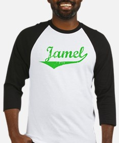 Jamel Vintage (Green) Baseball Jersey