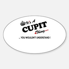 CUPIT thing, you wouldn't understand Decal