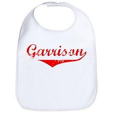 Garrison Vintage (Red) Bib