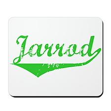 Jarrod Vintage (Green) Mousepad