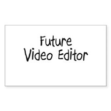 Future Video Editor Rectangle Decal