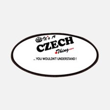 CZECH thing, you wouldn't understand Patch