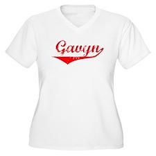 Gavyn Vintage (Red) T-Shirt