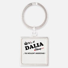 DALIA thing, you wouldn't understand Keychains