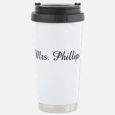 Cute Phillips Travel Mug