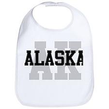 AK Alaska Bib