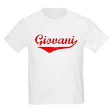 Giovani Vintage (Red) T-Shirt