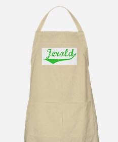 Jerold Vintage (Green) BBQ Apron