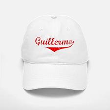 Guillermo Vintage (Red) Baseball Baseball Cap