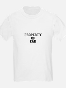 Property of EAN T-Shirt