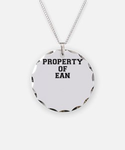 Property of EAN Necklace