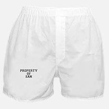 Property of EAN Boxer Shorts