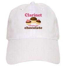 Funny Chocolate Clarinet Cap