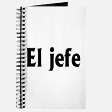El jefe (The Boss) Journal