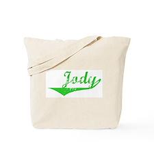 Jody Vintage (Green) Tote Bag