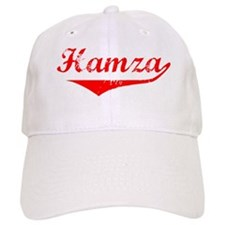 Hamza Vintage (Red) Baseball Cap
