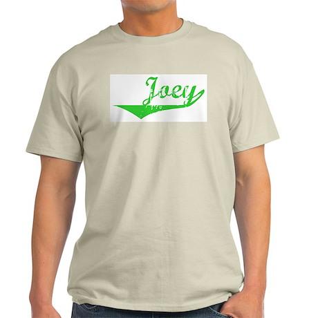 Joey Vintage (Green) Light T-Shirt